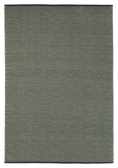 Fabula Living Hugin Outdoor - Sort/Forest, 200x300