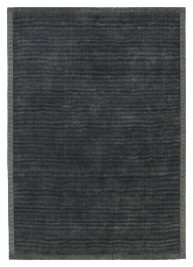 Fabula Living Aster Luvteppe - Oliven/Sort, 170x240