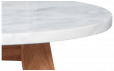 Zuiver - White Stone Sofabord - Ø32