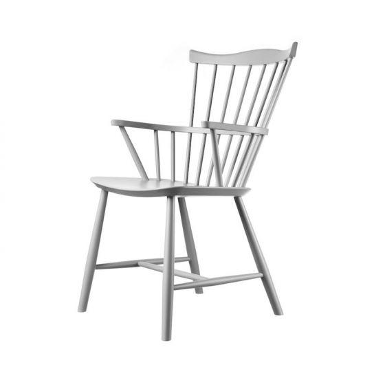 FDB Møbler - J52B Spisebordstol - Grå