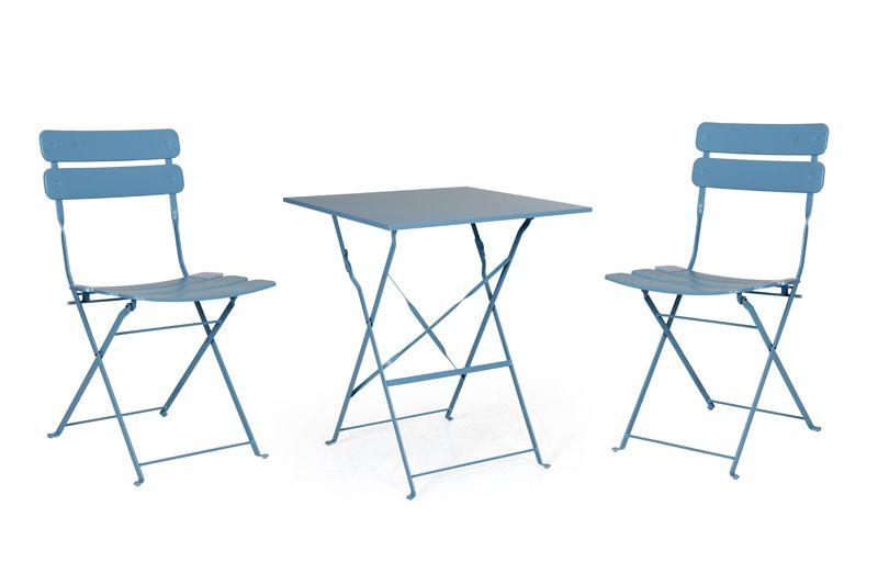 Brafab - Esino Cafésett - Blå
