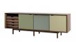 Andersen Furniture - S1 Skjenk - Valnøtt - Oliven