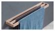 Andersen Furniture - Towel Rack - Double, Eik - Lacquer