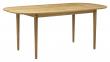FDB Møbler C63E Bjørk Spisebord - Oljet Eik, 180x100
