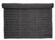 Bloomingville Nordic Teppe - Sort, 210x150