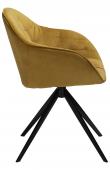 Danform Cray Spisebordstol - Bronze Velur