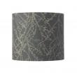 Ebb&Flow - Lampeskjerm, branches, grå/Sølv, Ø35