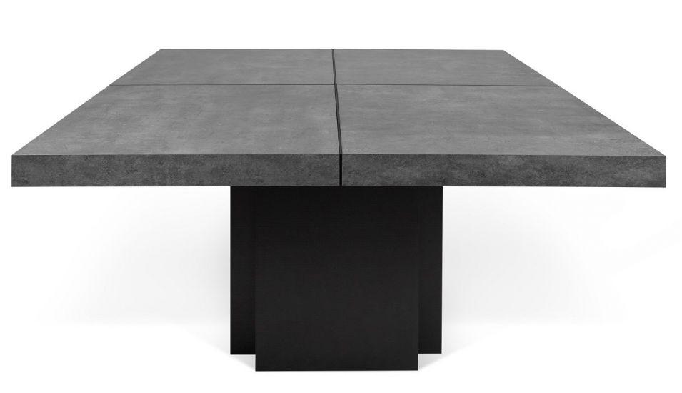 Temahome - Dusk Spisebord - Grå - 150