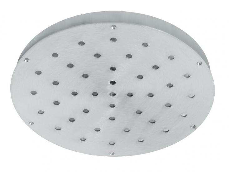 Ebb&Flow - Ceiling box, round, M, Sølv