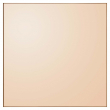 AYTM - Quadro Speil 90x90 - Amber
