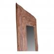 Granada Antik Spejl  i antik teaktræ