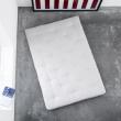 Double latex madrass 120 cm - Natur