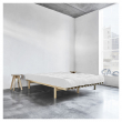Pace Sengeramme Natur, Comfort Futon madrass, Offwhite, 180X200