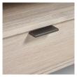 Kave Home Alen TV-bord - Hvitpigmentert Akasiefinér, B165