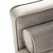 Kave Home Bogart 3-seter Sofa - Taupe Velur