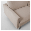 Kave Home Galene 3-pers. Sofa - Beige Chenille