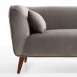 Kave Home Olost 3-seter Sofa - Grå
