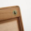 Kave Home - Sunday Speil til baderom 80x65 - Teak