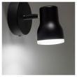 Kave Home Tehila Vegglampe - Sort