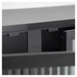 Kave Home Trixie TV-bord - Sort, B180