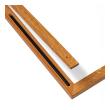 We Do Wood Framed Hanger - Eik/Eikefiner