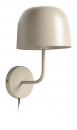 Kave Home Alish Vegglampe - Beige