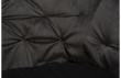 Danform Cray Spisebordstol - Meteorit Sort Velur