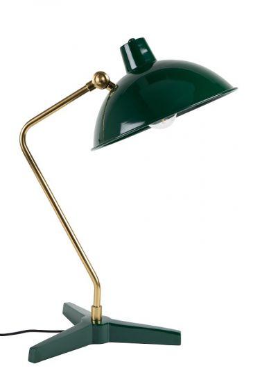 Dutchbone - Devi Bordlampe - Grønn