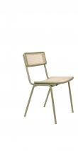 Zuiver Jort Spisebordstol - Grønn/Natur