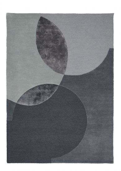 Linie Design Caldera Teppe - Indigo, 140x200