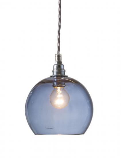 Ebb&Flow - Rowan pendel, deep blue, Ø15,5