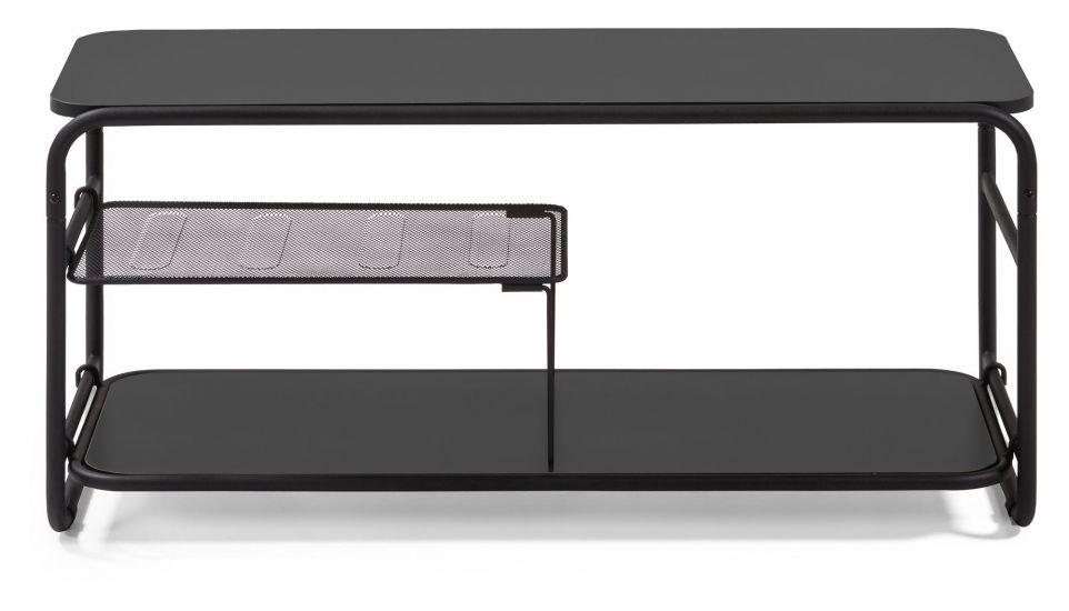 Kave Home - Academy Tvbord 90x43 - Sort