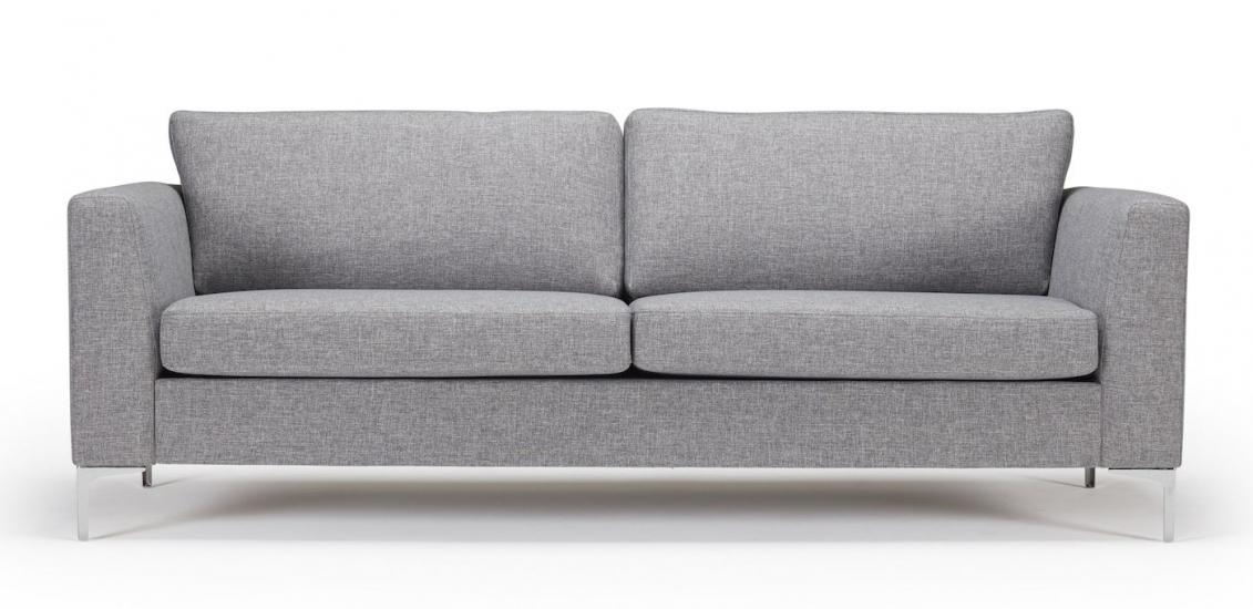 Kragelund Furniture - Shea 2 Seter. Sofa - Grå