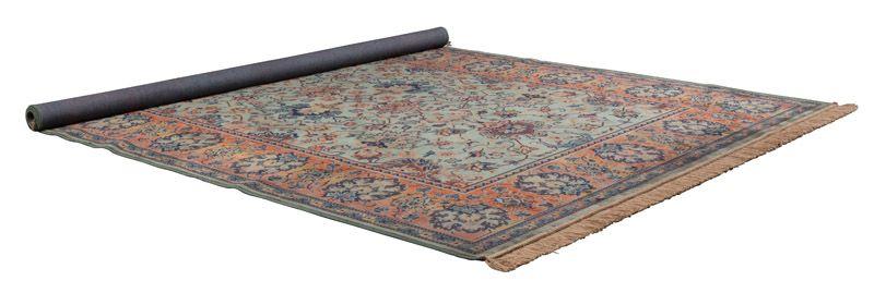 Dutchbone - Bid Teppe 200 x 300 cm - Grønn