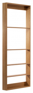 We Do Wood Fivesquare Reol - Eikefiner