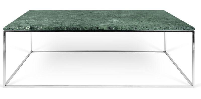 Temahome - Gleam Sofabord - Grønn - 120 cm