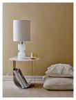Bloomingville Ivory Bordlampe - Alabaster