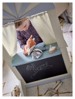 Bloomingville Mini Dukketeater - MDF