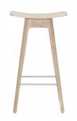 Andersen Furniture - HC1 Barstol - Lys tre m. Finér sete