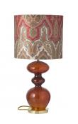 Ebb&Flow - Futura lampefot, rust, Gull base