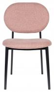 Zuiver Spike Spisebordstol - Pink/Sort