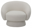 Bloomingville Ted Loungestol - Offwhite