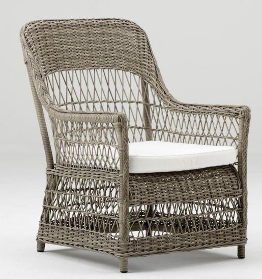 Sika-Design - Dawn Lounge Stol Grå