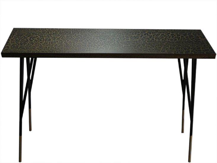 Clive Konsolbord - Beton/Metal, 120x40