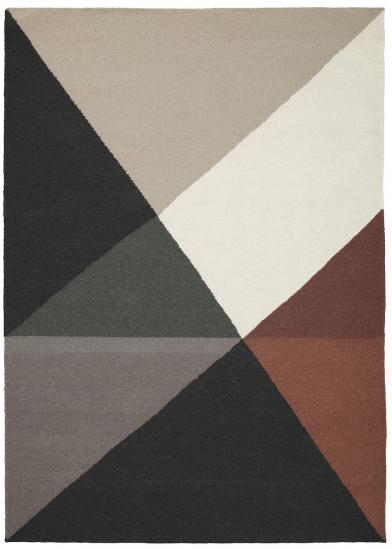Linie Design Metri Teppe - Rust, 170x240