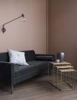 Broste Copenhagen - Freja Indskudsbord s/3 - Messing/Cream Tan