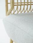 Cane-line - Nest 2-pers. sofa - Natur