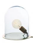 Ebb&Flow - Glasdome til Glow in a Dome, Klar, Ø20