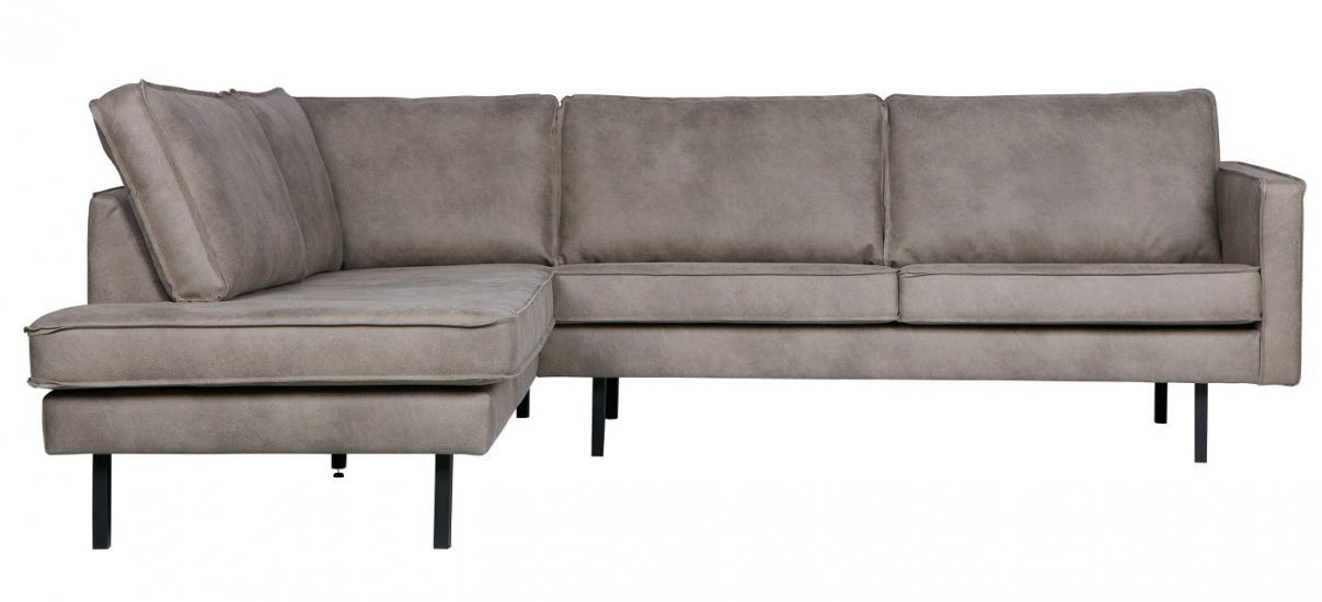 Rodeo Sofa m/venstrevendt chaise - Elephant Skinn