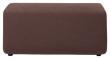 Lagoon Modul Puff - Chocolate